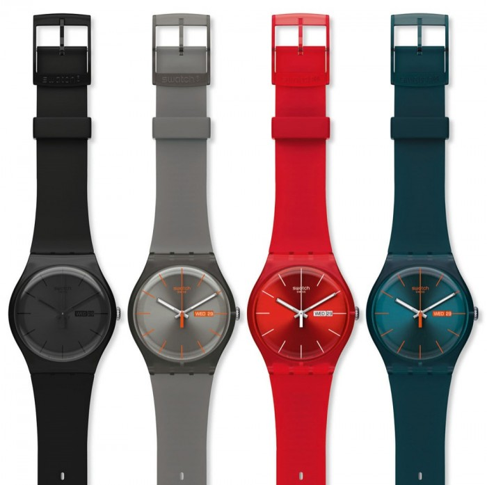 swatch makes time for luxury essay I periodically browse the swatch web site  swatch group watch brands: omega luxury at least my omega will tell me the time even if it's a little slow or.